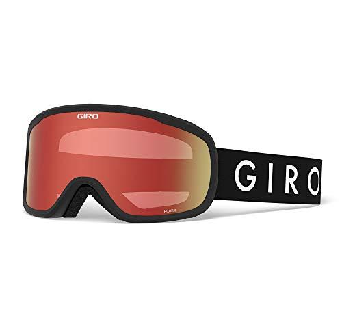 Giro Herren ROAM Skibrille, Black, M