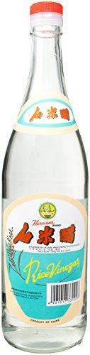 Narcissus Envase de Vinagre de Arroz de 1 x 600 ml 600 g