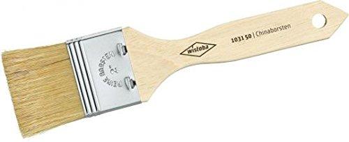 wistoba Vertreiber Pinsel (Holz, 6,0cm breit / Stärke 7mm)