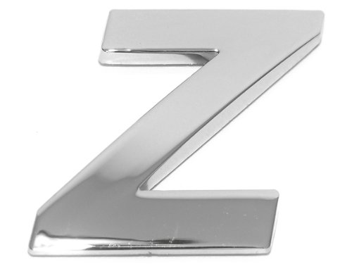 Eufab 30336 3d-letter Z Car-logo