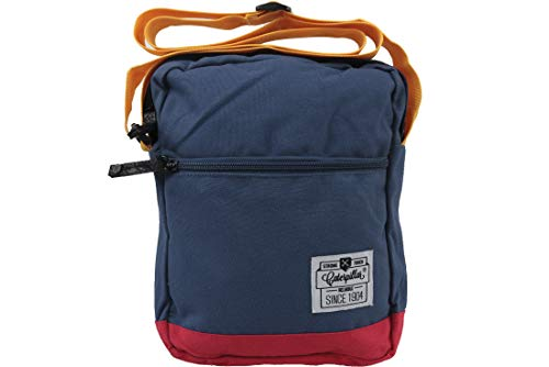 Caterpillar Hauling Tablet Bag 83144-295 Umhängetasche, 29 cm, 5 Liter, Navy