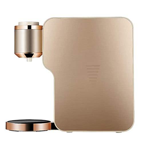TYUIOYHZX Dispensadores de Agua, Calentador de Agua, LED de visualización de Temperatura de Temperatura, Control de rotación, Conveniente for el hogar y la Oficina