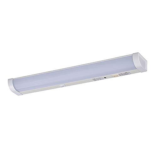 オーム電機 LED流し元灯 20W形 センサースイッチ式 手元灯 キッチンライト 長寿命 省エネ 棚下 屋内専用 照明器具 昼光色相当