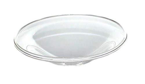 Budawi Glas Ersatzschale für Duftlampen/Aromalampen Ø ca. 11 cm, Ersatzglas, Glasschale …