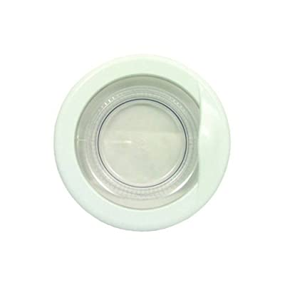 White Knight Tumble Dryer Door Assembly (Vented Type). Genuine part number 421309246271