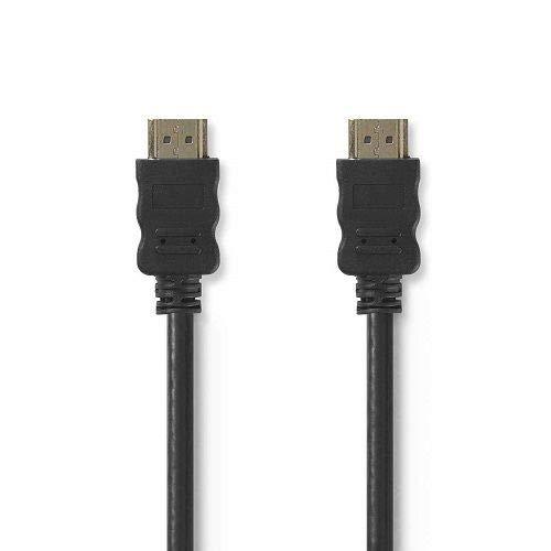 Cable HDMI contactos Dorados 4K (5 Metros)