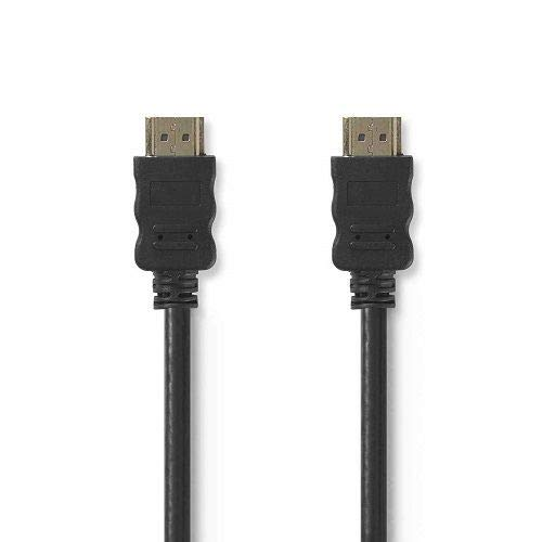 Cable HDMI Xbox 360 PS3 PS4 V1.4 1.4b 5m Conector Consola Dorado...