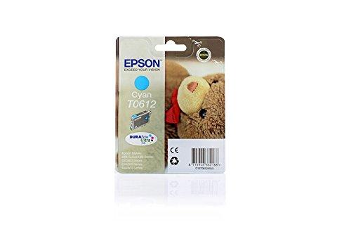 Original Epson C13T06124010 / T0612 Tinte Cyan für Epson Stylus DX 4850