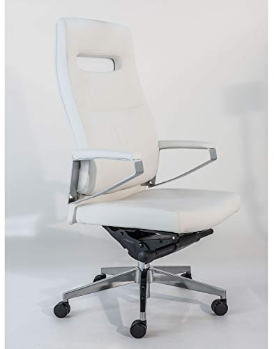 Sigma Office ergonomischer Bürostuhl mit hoher Rückenlehne und Armlehnen