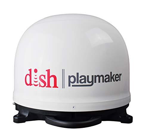 Winegard White Company PL-7000 Dish Playmaker Portable Antenna
