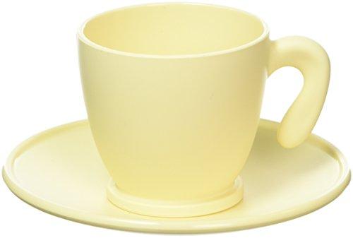 Guzzini Zaza Cups, Acryl, Geel, 0,1 x 0,1 x 0,1 cm