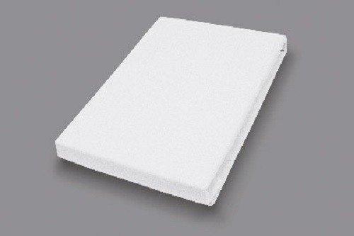 Boxspringbett - Spannbetttuch in weiß 180-200x200 cm von Hahn Haustextilien