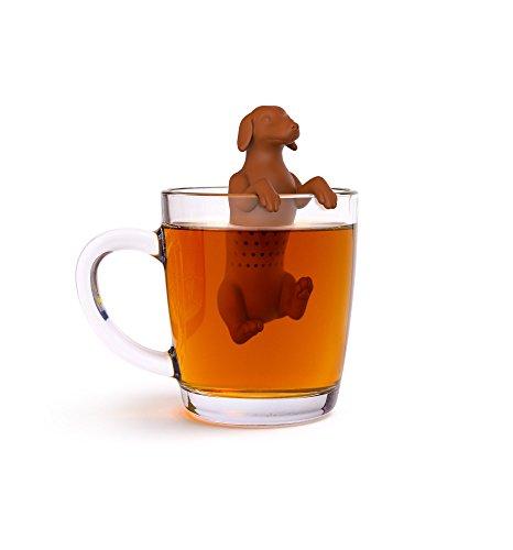 Hot Dog silicone tea infuser