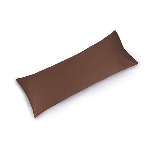 YAROO Body Pillow Cover 21x54,Body Pillowcase Non-Zippered...