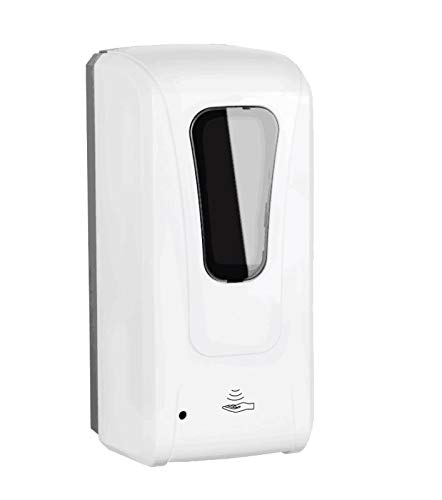 BETEC Hygienespender SM - Automatischer Infrarot Desinfektionsmittelspender mit Sensor - Wandmontage