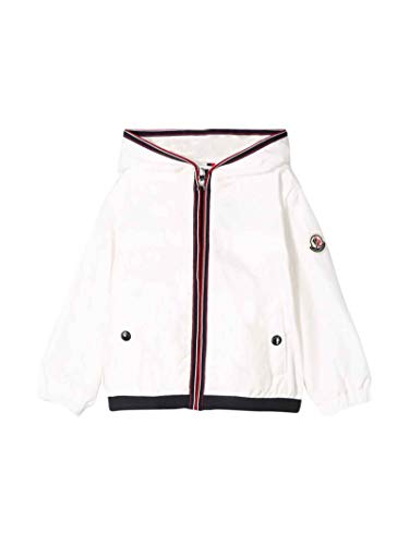Moncler Luxury Fashion Baby 1A7092068352032 Weiss Polyamid Jacke | Frühling Sommer 20