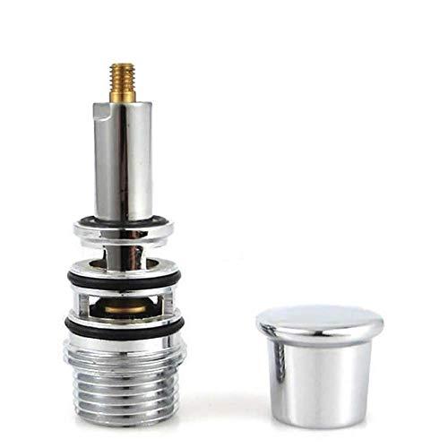 Válvula de Conmutación Ducha Montada En Superficie, Cartuchos Grifo Desviación Agua Tipo Muelle, 68-75mm / 72-78mm