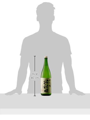 北鹿 北秋田 大吟醸 瓶 1800ml [秋田県/辛口]