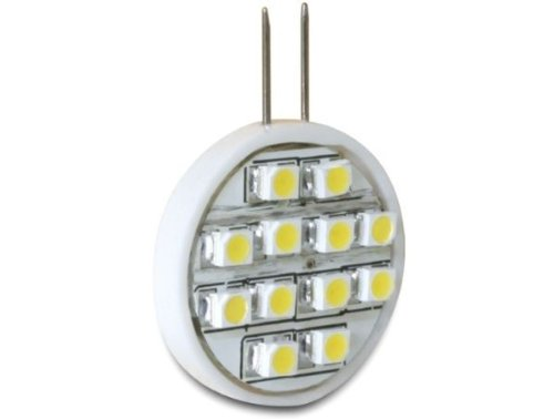 DeLOCK G4 LED - Lámpara LED (0,72 W, 35 lm)