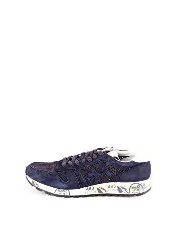 PREMIATA Sneaker in Suede Forato