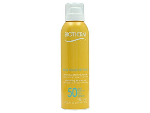 Biotherm Brume Solaire Dry Touch SPF50 Unisex, Pflege, 1er Pack (1 x 200 ml)