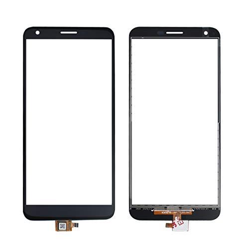YHX-OU Digitizer Touchscreen Touch Panel Berühren Verkleidung Bildschirm Ersatz (Nicht LCD Display) für Cubot R11 (Schwarz)