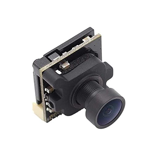 Accessori per droni Mini A23 Videocamera digitale D1 960H 1080P Alta risoluzione 2MP OSD 2.1MM 2.3MM Formato PAL/NTSC Fotocamera FPV per Quadcopter Accessori per quadricotteri (Colore: 2.1mm Arancione