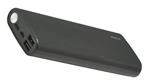 Rock ITP106 13000mAH Power Bank (Black)