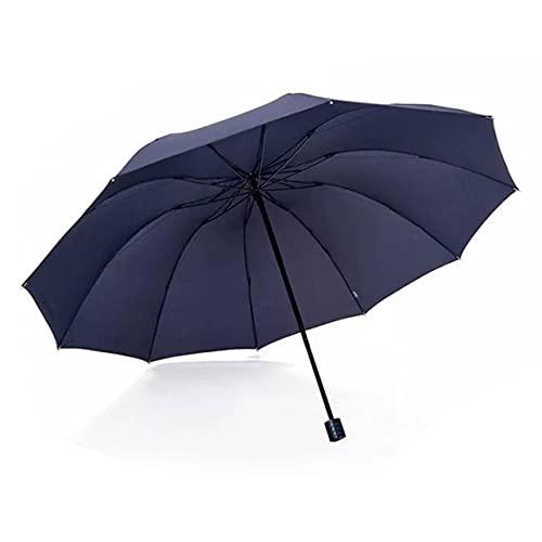 Paraguas grande de marca anti rayos UV para mujer, plegable, cortavientos, solar, sociedad Hi-Q, sombrilla china