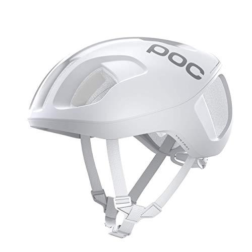 POC Ventral SPIN - Casco Ciclismo, M (54-59cm), Blanco (Hydrogen White Matt)