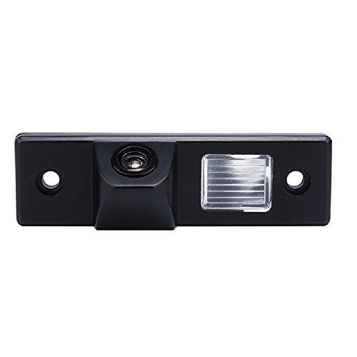 Rückfahrkamera fahrzeugspezifische Kamera unauffällig integriert in der Kennzeichenbeleuchtung Bulli Nummernschildbeleuchtung für Chevrolet Epica/LOVA/Aveo/Captiva/Cruze/LACETTI HRV/Spark