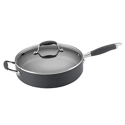 Nonstick Saute Fry Pan, 5 Quart