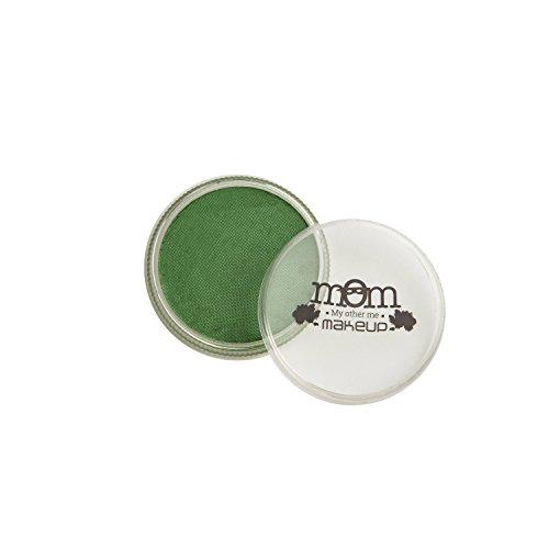 My Other Me Me-207008 Pastilla Maquillaje al Agua, Color Verde Claro, 18 g (Viving Costumes 207008)