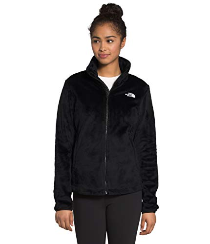 The North Face Women's Osito Jacket, TNF Black/TNF White, S
