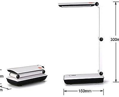 Ottlite 490g59 Led Mini Flip Lite In Black Desk Lamps