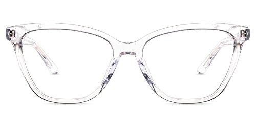 Firmoo Gafas Ordenador Gaming PC UV Luz Filtro Proteccion Azul Mujer Hombre para Antifatiga DBSN62343
