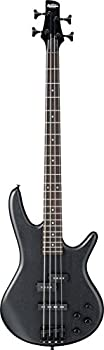 Ibanez 4 String Bass Guitar Right Handed Weathered Black  GSR200BWK