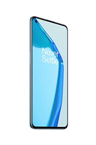 ONEPLUS 9 5G SIM-freies Smartphone mit Hasselblad-Kamera für Smartphones - Arctic Sky 8GB RAM 128 GB - 2 Jahre Garantie - 4