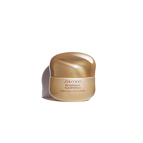 Shiseido Benefiance NutriPerfect Night Crem SPF 15 unisex, Gesichtscreme 50 ml, 1er Pack (1 x 50 ml)