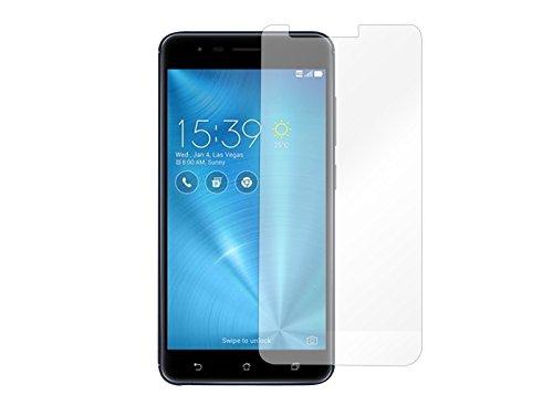etuo Bildschirmschutzfolie für Asus Zenfone Zoom S (ZE553KL) - 3H Folie Schutzfolie Bildschirm Display Schutz