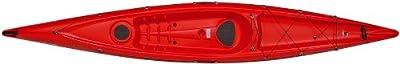 Y0614 BIC Sport Scapa Deluxe Red Kayak