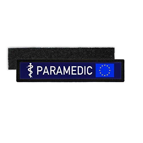 Copytec Namenschild Paramedic Europe Rettungsdienst Arzt Not San Stern Union #34657