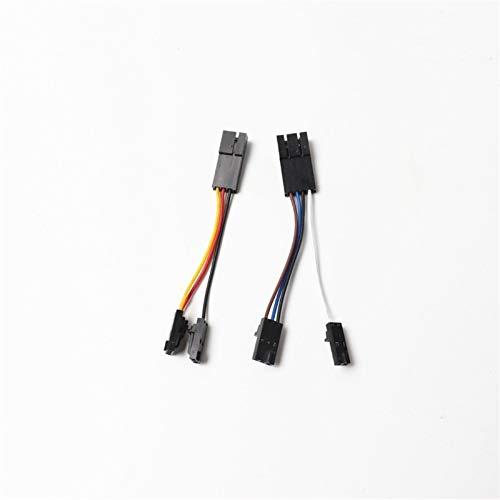3D Printer Prusa i3 MK2/MK2s to MK2.5 Upgrade V-Cables Left hotend Fan and PINDA V2