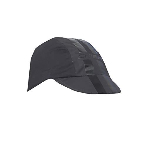 Chiba Impermeable Cap, poliéster, Negro, EG