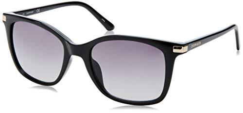 Calvin Klein EYEWEAR CK19524S gafas de sol, BLACK, 5519 para Mujer