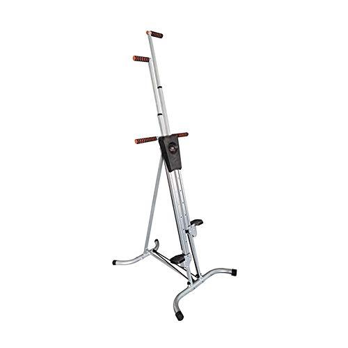 BJH Máquina de Ejercicios para trepador Vertical Hill Gym Verticle Climber Mountaineer Stepper Magnetron Pierna Bicicleta de Ejercicio Space Walker Mountain Versaclimber Climbing Step Machines U