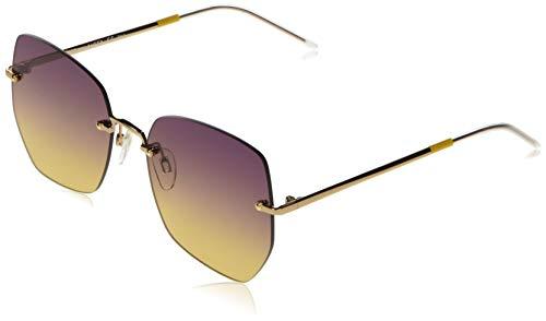 Tommy Hilfiger TH 1667/S gafas de sol, Oro rosa, 57 para Mujer