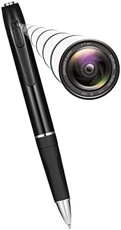 CABLE4U Spy Camera Mini Hidden Camera Pen HD 1080P Spy Camera Portable Pocket Camera with 32GB product image