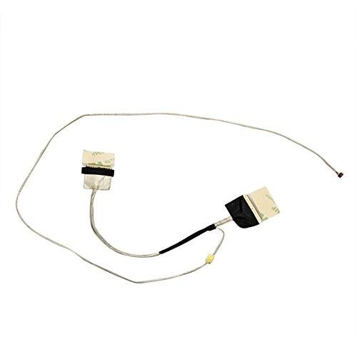 Zahara LCD LED LVDS Screen Video Display Cable Replacement for Asus X555LA-HI31103J X555LA-SI50203H 30pin