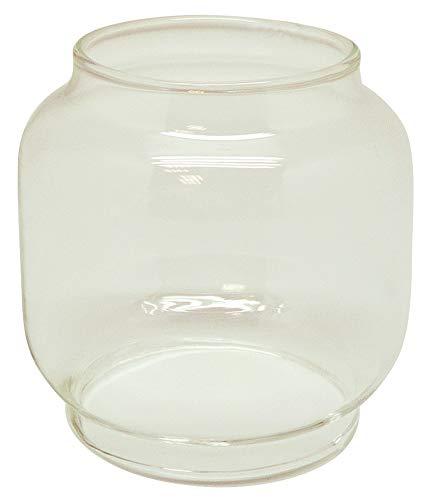 Générique 303 - Globo de cristal de repuesto para lámpara, cristal transparente
